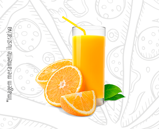 Laranja Natural (300ml)